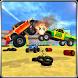 Monster Trucks Demolition Whirlpool Derby 3D by MegaByte Studios - 3D Shooting & Simulation Games