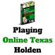 Playing Online Texas Holdem by Innate Apps