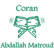 Coran Abdallah Matroud by Developer Engineer