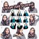 Hijab Tutorial Segiempat by ZahraStudio
