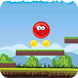 Red Ball 5 - Bounce Ball jump by baniz