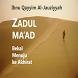Kitab Zadul Ma'ad by Mv Studios