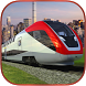 Euro Train Driving Cargo 3D by Glow Games