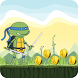 Hero Jump Bionic Turtle by Greate Runner for kids
