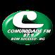 Rádio Comunidade FM by Aplicativos - Autodj Host