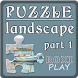 ARTroom PUZZLE landscape p.1 by Roxi Play