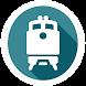 Train Time - Sri Lanka by Charitha Ratnayake