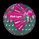 Pink Lyre GO Keyboard by CuteKeyboards