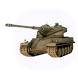 360° AMX 50 120 Tank Wallpaper by Ivan Lavrynenko