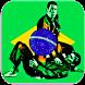 Brazilian Jiu Jitsu by sarkoapps