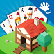 Age of solitaire : City Building Card game by Sticky Hands Inc.