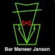 Bar Meneer Jansen by Ch. APPerone
