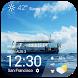 Navigation clock weather by HD Widgets Dev Team