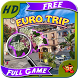 Euro Trip - Free Hidden Object by PlayHOG