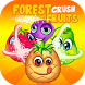 Forest Fruits Crush by KidsGame Development