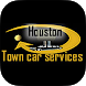 Houston Town Car Service by Frontier Payments LLC