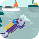 Angry Sharks Fishing Game by TNN Salon