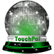 Grey Storm Keypad Design by Keyboard Emoji Themes