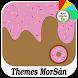 Minimalist DonaSán | Xperia™ Theme by Themes MorSán
