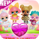 Candy Lol Surprise Eggs n Dolls by Thunder Dev