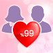 Love Test Calculator by ⭐️Alper SOLMAZ