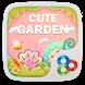 Cute garden GO Launcher Theme by ZT.art