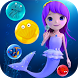 Ocean Bubble Mermaid by Sigma Game