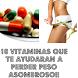 10 VITAMINAS PAR PERDER PESO by SALUD Y BELLEZA APPS