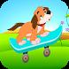 Puppy Run game by BuaGameSoft