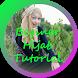 Beginer Hijab : Beginer Hijab Tutorial by Frozz LLD.