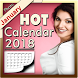 Calendar Photo Frame 2018 - Hot Girls Photo Editor by Lokxtech