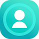 Contact Dialer style ASUS by Huong studio