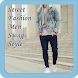 Street Fashion Men Swag Style by KinanApps