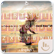 Water Dancing Girl Keyboard Theme by Sexy Free Emoji Keyboard Theme