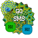 GO SMS THEME - SCS351 by SCSCreations