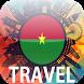Burkina Faso Travel by Nixsi Technology