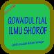 Ilmu Shorof Qowaidul I'lal by GreenStudioQ