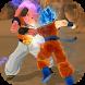 Super saiyan Xenoverse battle by Unicorn Bomber