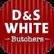 D & S White Butchers - Marple by Kwikapps