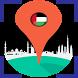 تطبيق أماكن by UAE ANDROID DEVELOPERS
