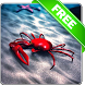 Beach Crab Free live wallpaper by Infomedia BH