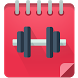 Gym Journal - fitness diary by fraggjkee