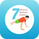 7 Minutes Workout Fitness by Afyoon Apps
