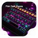Dark Color -Video Keyboard by Kitty Emoji Keyboard Design