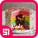 1000 Cake Recipes by Startup Media