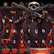 Hell Skull Keyboard Keyboard Magic Keyboard