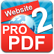 Website TO PDF PRO by Over The Hood