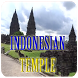 Indonesian Temple by Qlow