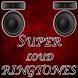 Super Loud Ringtones 2016 by Sms Ringtones - lobnass King