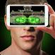 Night Vision Helmet Phone Joke by Luxury Apps And Games